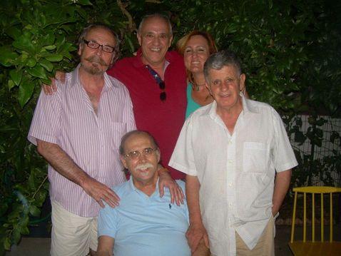 MANUEL SALINAS. BAILANDO CON MÚSICA DE LLUVIA (2/6)