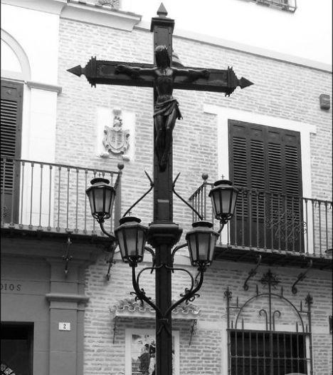 Cristo de los Faroles Malaga