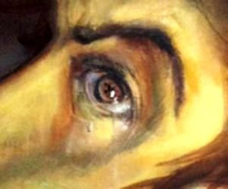 La loca de la Hormiga ojo