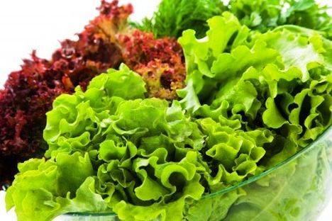 4210383-algunos-ramos-de-ensaladas-frescas-en-un-bol-de-cristal