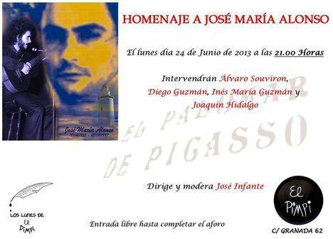HOMENAJE JOSE MARIA ALONSO