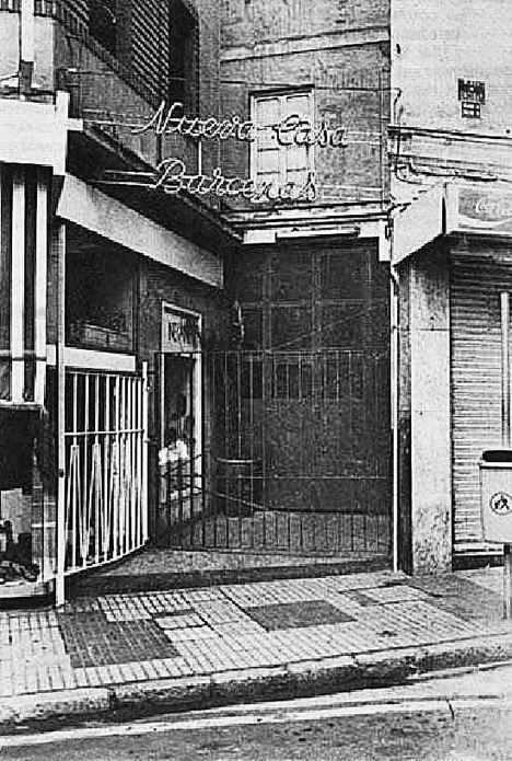 Casa Bárcenas
