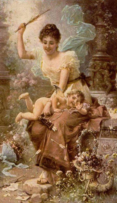 spanking-cupid
