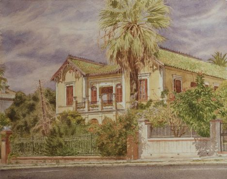 Villa Clara 40x50