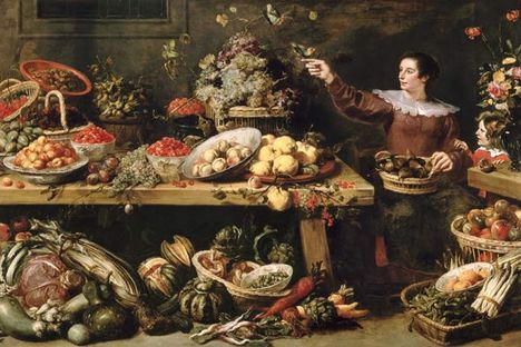 Still-Life-with-Fruit-and-Vegetables