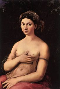 3-raphael-paintings-fornarina