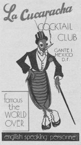 la-cucaracha-vintage-menu