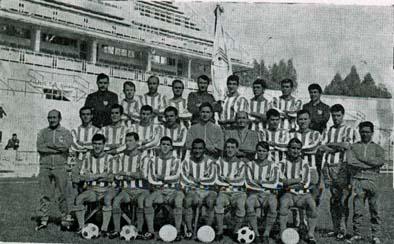 C.D. MALAGA  1967