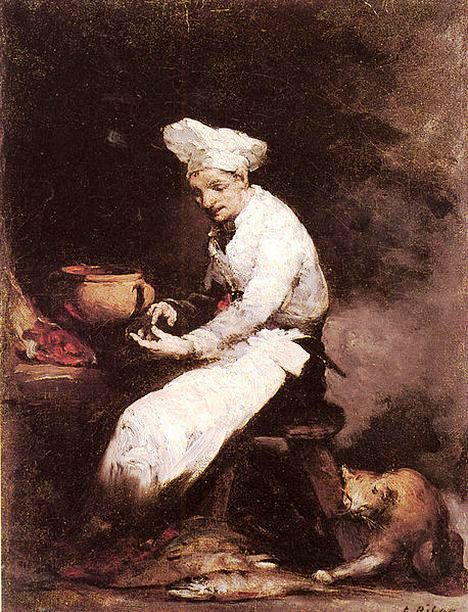 458px-Ribot_Theodule_The_Cook_And_The_Cat-1