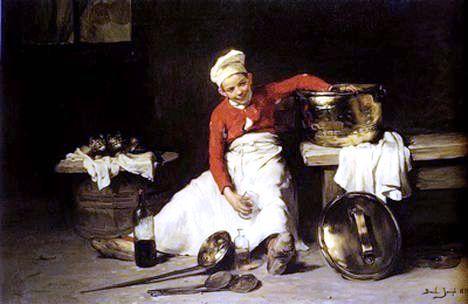 C-Fr-Bail,-Jo-b-Kitchen-Boy