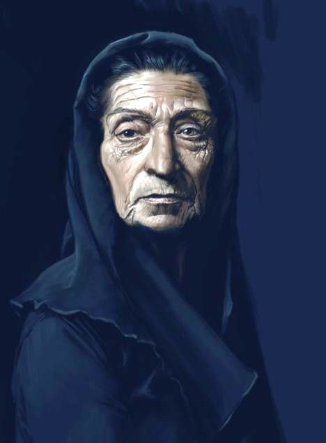 640x871_14418_Old_woman_2d_portrait_old_woman_picture_image_digital_art