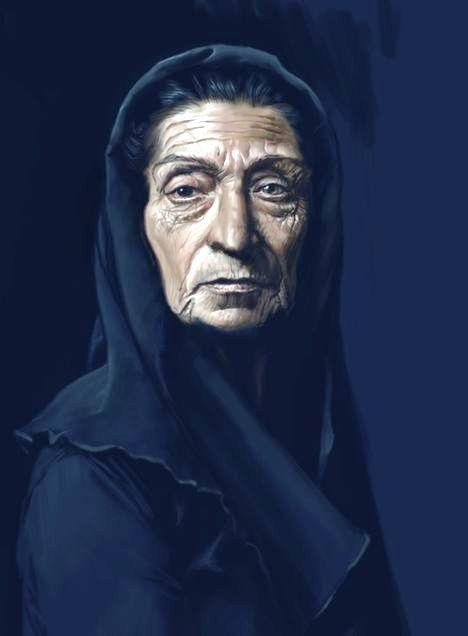 640x871_14418_Old_woman_2d_portrait_old_woman_picture_image_digital_art