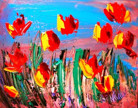 Flower-abstarct-paintign-1024x805