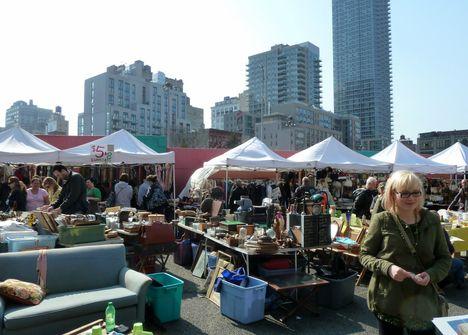 nyc street market