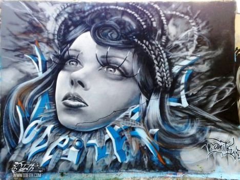 Real-Queens-Graffiti-Mural-Odeith-Damaia-Portugal